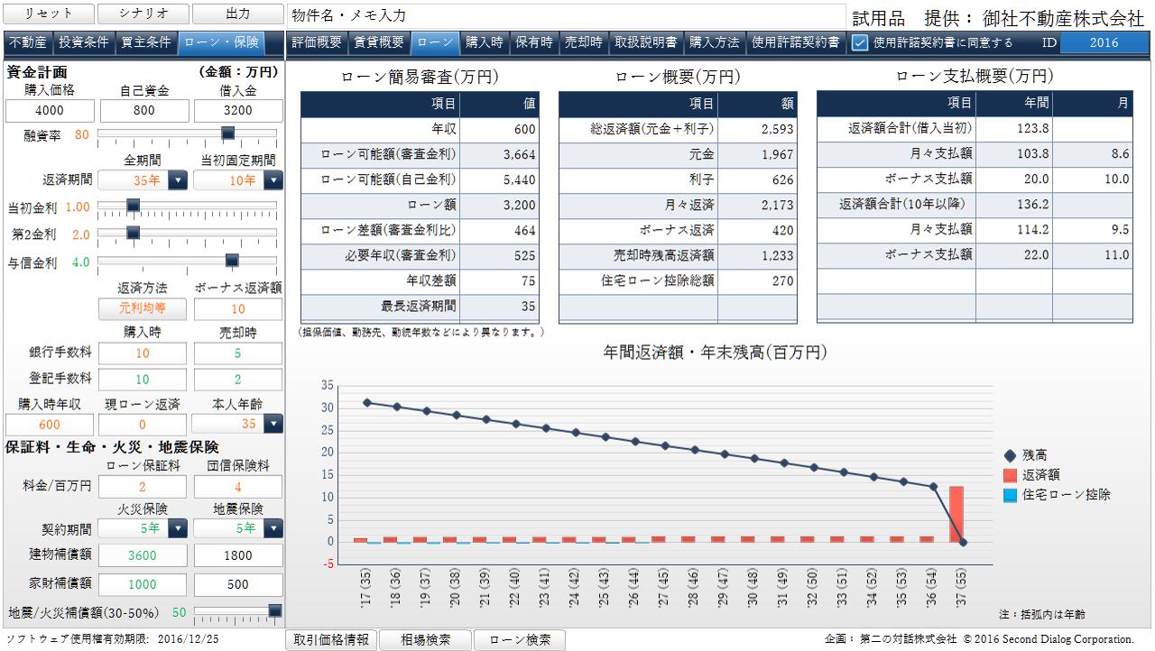 資金計画&ローン審査